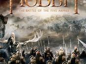 Hobbit-La Bataille Cinq Armées: posters consacrés personnages!