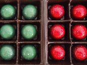 Chocolats fins caramels