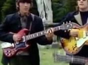 guitare John Lennon Paperback Writer enchères