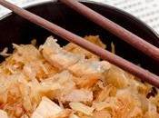 Chou fermenté porc vermicelles soja {Concours inside}