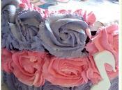"Rose Cake ""Violetta"""