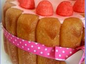Charlotte fraises Tagada