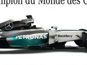 Mercedes-AMG Champion Monde Constructeurs 2014