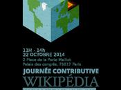 Wikipédia contribue savoir pour francophonie