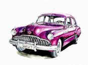 BUICK ROADMASTER Prune 1949.