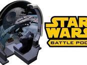 impressionnante borne d'arcade pour Star Wars Battle
