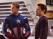 Robert Downey rejoint Captain America