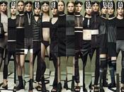 sélection shopper dans collection Alexander Wang pour H&M...