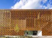 Shigeru habille délicatement nouveau Aspen Museum, Colorado Architecture