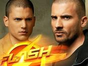Flash Aperçu deux anciennes stars Prison Break Heatwave Captain Cold