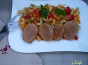 Filet mignon porc paprika