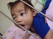 bébés asiatiques sont gloutons
