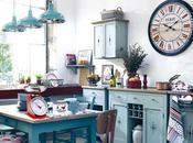 idées cuisine bleue