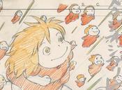 "CINEMA: ""Exposition Dessins Studio Ghibli"" ""Exhibition Ghibli Layout Designs"""