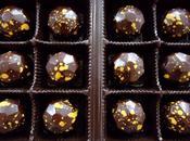 Chocolats fins abricot praliné amandes