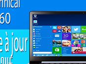 Nouvelle Mise Jour Windows Technical preview disponible