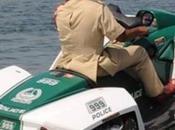 police Dubaï achète quadski