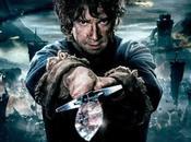 Hobbit-La Bataille Cinq Armées: l'affiche finale consignes suivre vous prenez l'avion!