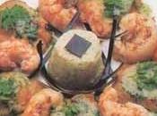Médaillons veau langoustines beurre cerfeuil