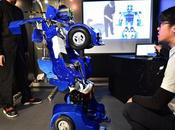construisent robot capable transformer voiture