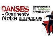 Danses Continents Noirs 2014: départ
