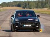 Porsche Macan 2015; test l'orignal échoué