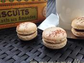 Macarons cappuccino
