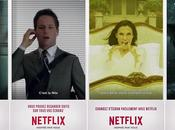 Netflix lance première campagne d'affichage basée GIFs animées contextualisées