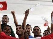 Tunisie quand camp progressistes exulte
