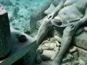 sculptures sous-marines