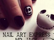 Nail express Jack pour Halloween