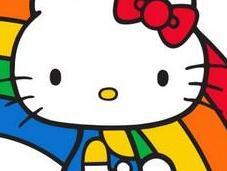 Katy Perry tatouage Hello Kitty