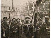 Samedi octobre 1914, rémois jours d'espoir, lorsque sont arrivés tirailleurs algériens, comme plus tard Sénégalais Marocains