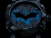 Romain Jerome célèbre super héros Gotham City sort Batman-DNA