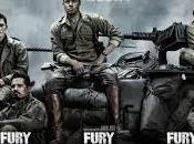 Fury, film guerre David Ayer, avec Brad Pitt