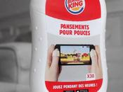 Buzzman lance application pour plus faire queue chez Burger King