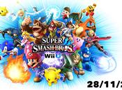 sortie avance pour Super Smash Bros.