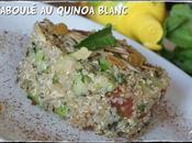 Taboulé quinoa blanc
