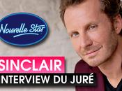 Nouvelle Star 2015 Sinclair tout nouvelle saison (INTERVIEW)