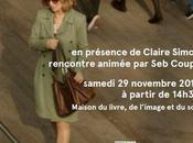 Gare Nord avec Claire Simon samedi novembre 2014 MLIS Villeurbanne