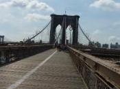 traversée pont Brooklyn