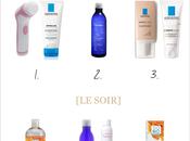 routine soin visage [peau mixte grasse, sensible acneique]