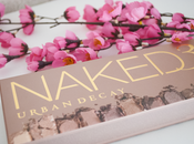 Swatch makeup Naked