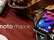Motorola Moto Maxx dévoilé officiellement