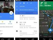 Mise jour Google Maps pour Android