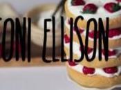 Fimo Gâteau fraises crème