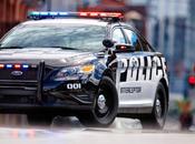 Ford équipera voitures police d'un système surveillance