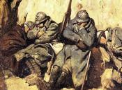 front représenter Grande Guerre