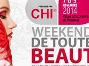 #DeTouteBeauté: weekend filles excellence!