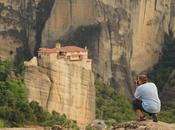 Voyage Grèce: fabuleux monastères Météores!
